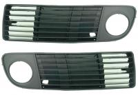решетка в бампер Audi A6 C5 2000-2001
