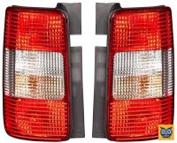 Фонар задній Volkswagen Caddy 2 2004-2010 (С набором крепежей)