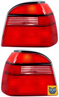 Фонар задній Volkswagen Golf III 1991-1997