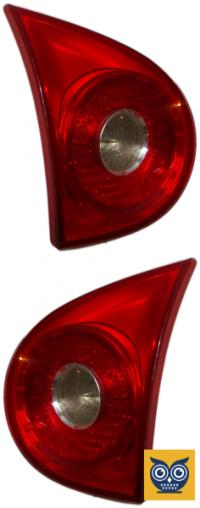 Фонар внутрішній задній Volkswagen Golf V 2007-2009