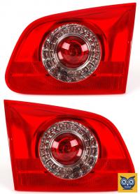 Фонар внутрішній задній VW Passat B6 2005-2010