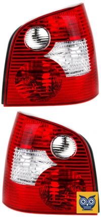 Фонарь задний VW Polo 2001-2009