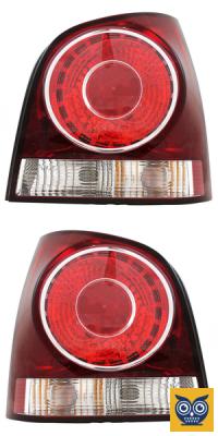 Фонарь задний VW Polo 2005-2009