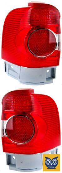 Фонарь задний VW Sharan 2004-2010