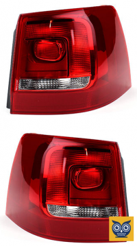 Фонар зовнішній задній VW Sharan 2010+
