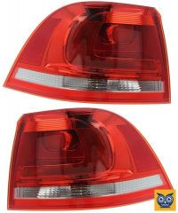 Фонарь зовнішній задний VW Touareg 2011-2017