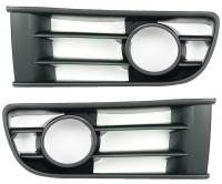 Решітка в бампер VW Polo 2002-2005