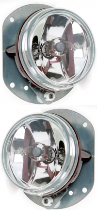 Протитуманна фара Mercedes 164 2005-2011 ML-class