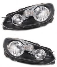 Фара Volkswagen Golf VI 2009-2012