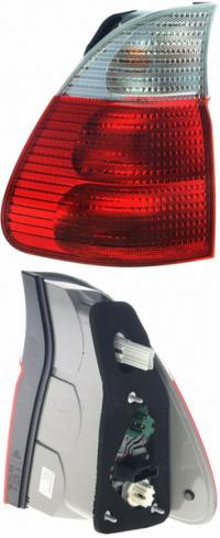 Фонарь зовнішній задний BMW X5 E53 2000-2003