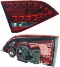 Фонарь внутренний задний Audi A4 B8 2007-2012