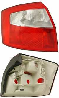 Фонарь задний Audi A4 B6 2001-2005