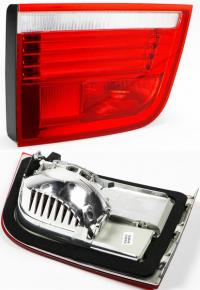 Фонар задній BMW X5 E70 2007-2010 внутрішній