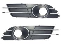 Решітка в бампер Audi A6 C7 2011-2014