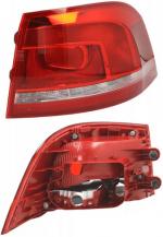 Фонарь задний VW Passat B7 2010-2014