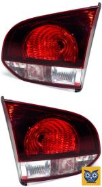 Фонарь внутренний задний VW Golf VI