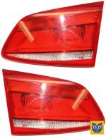 Фонар задній VW Passat B7 2010-2014 внутрішній