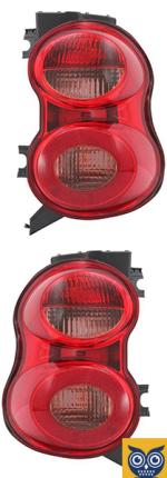 Задний фонарь Smart FortWo (W451) 2007-2014