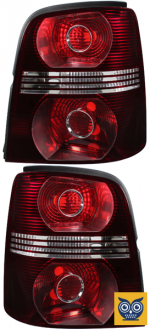 Фонар задній VW Touran 2007-2010