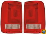 Фонар задній VW Amarok 2010-2012