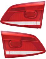 Фонарь задний VW Passat B7 2010-2014 внутренний