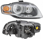 Фара Audi A4 B7 2005-2006