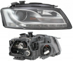 Фара Audi A5 B8 2007-2011