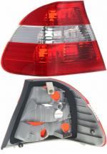 Фонар зовнішній задній BMW 3 E46 2001-2005
