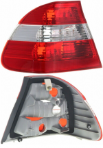 Фонарь зовнішній задний BMW 3 E46 2001-2005