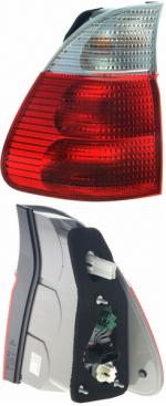 Фонарь внешний задний BMW X5 E53 2000-2003
