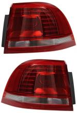 Фонар зовнішній задній VW Touareg 2011-2017
