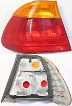 Фонар задній BMW 3 E46 1998-2001