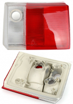 Фонар задній внутрішній Audi 80/90 1986-1991